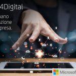 Together4Digital: UniCredit e Microsoft sostengono la digitalizzazione delle imprese