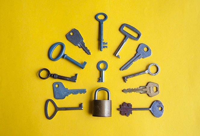 gestione delle patch e password sicure