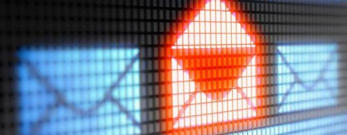 rispondere a un'email di phishing
