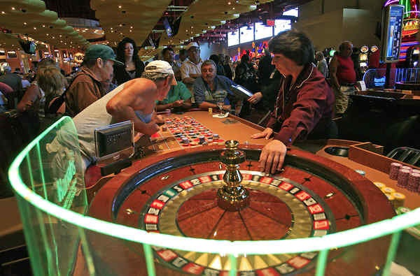 roulette - gioco d'azzardo